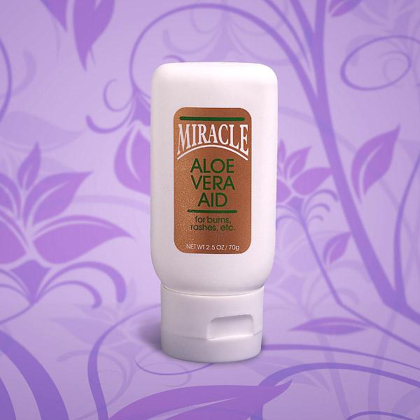 Miracle Aloe Vera Aid