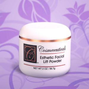 Esthetic Facial Lift Powder