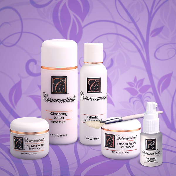Esthetic Facial Lift Set for Dry Skin